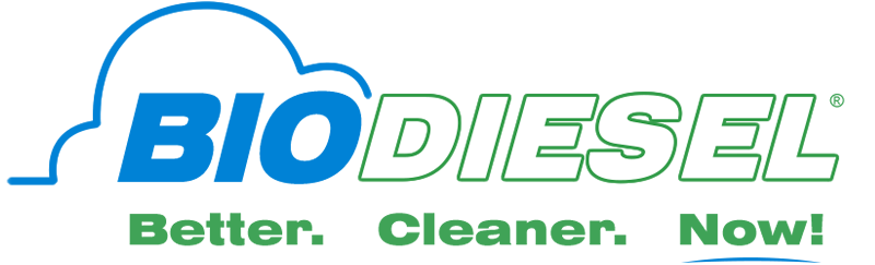 Biodiesel Better-Cleaner-Now logo